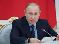 Путин подписал закон о выплатах при рождении первенца
