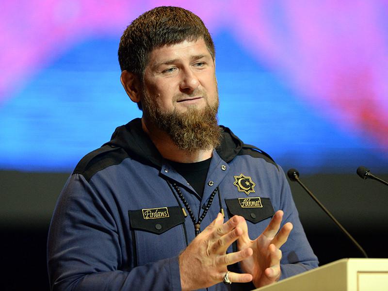 Официальные аккаунты главы Чечни Рамзана Кадырова в американских соцсетях недоступны в субботу утром
