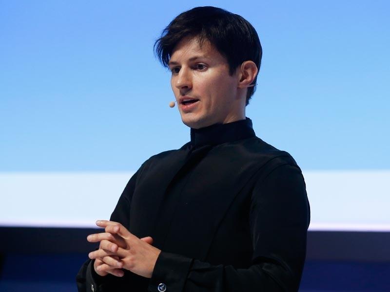 Павел Дуров, создатель Telegram