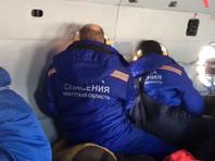 Внутри утонувшего в Братском водохранилище вертолета нашли тело пилота. Пассажир пропал