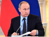 """На встрече с деятелями культуры Путин посоветовал защитникам Серебренникова быть """"повнимательнее"""""""