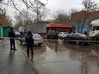 "Задержан устроивший стрельбу на фабрике ""Меньшевик"" бывший гендиректор"