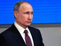 """Путин проведет """"особенную"""" большую пресс-конференцию, которая """"внесет ясность во многие темы"""""""