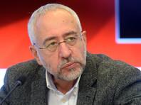 Спор между журналистами Сванидзе и Шевченко перерос в драку в прямом эфире (ВИДЕО)