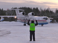 Сейчас к поисковым работам привлечены 108 человек, три самолета (два Бе-200 и один Ан-26), два вертолета Ми-8, два судна