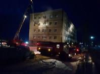 В общежитии в Омской области из-за неосторожного обращения с плиткой при пожаре погибли пять человек