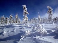 В замерзающее якутское село пытаются пробиться два  вездехода с углем: по пути застряли в пурге, один сломался