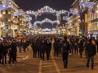 В новогодних мероприятиях в России приняли участие более 8,5 млн человек, подсчитали в МВД
