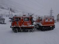 На Колыме сотрудники МЧС спасли десятки человек, застрявших в снежных заносах