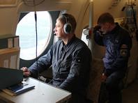 В связи с пропажей рыболовного судна в Японском море возбуждено уголовное дело, поиски продолжаются