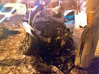 Погоня за нарушителями в Петербурге обернулась ДТП с тремя погибшими
