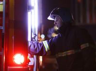 Пожарные локализовали возгорание в Военно-морском институте в Петербурге