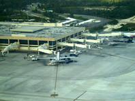 Аэропорт Канкуна, где произошел инцидент