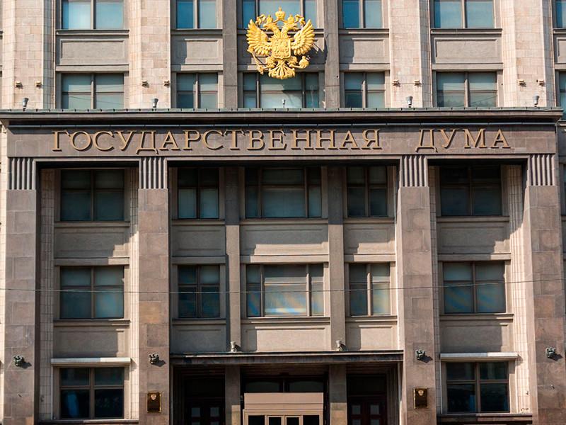 В Госдуме с подачи Поклонской создали рабочую группу по конфликтам интересов депутатов