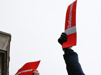 """В Чебоксарах на """"забастовке избирателей"""" задержали 50 человек"""