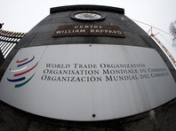 """Россия пригрозила   выходом из ВТО   из-за """"свиного"""" эмбарго"""