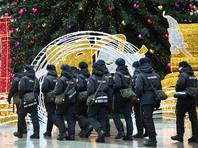 За безопасностью россиян  в Рождество будут следить несколько тысяч сотрудников Росгвардии