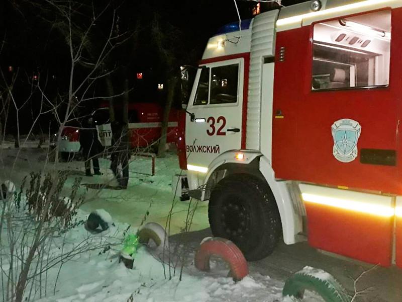 В Волжском отселили жильцов двух подъездов дома, где взорвался газ