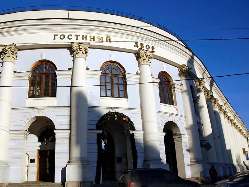 Предвыборный штаб Путина, в отличие от 2012 года, будет расположен в Гостином Дворе