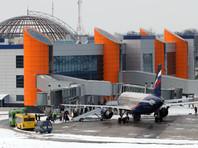 Калининградский аэропорт Храброво затопило из-за прорыва пожарной трубы (ВИДЕО)