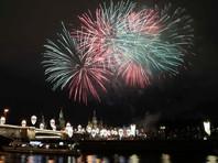МЧС: во время встречи Нового года чрезвычайных ситуаций в России не зафиксировано