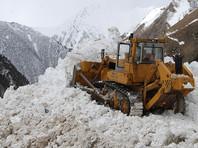 Транскавказская автомагистраль закрыта из-за опасности схода лавин
