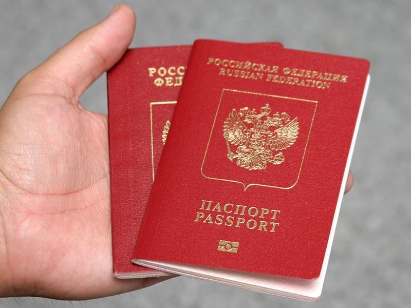 Сами паспорта со штампами были признаны недействительными