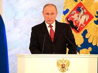 Bloomberg: Путин обратится к Федеральному собранию 6 февраля и не будет говорить о непопулярных мерах