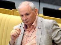 Умер бывший депутат Госдумы Борис Резник