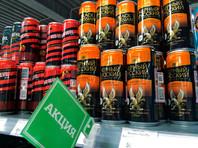 В России запретили выпуск и продажу алкогольных энергетиков