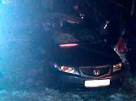 В Подмосковье столкнулись три автомобиля. Среди жертв аварии двое детей