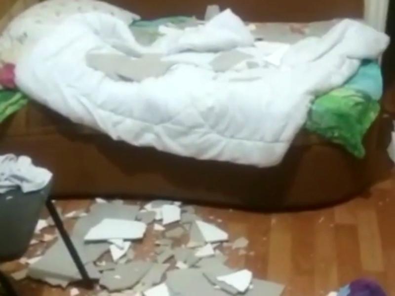 На Камчатке при землетрясении пострадал ребенок