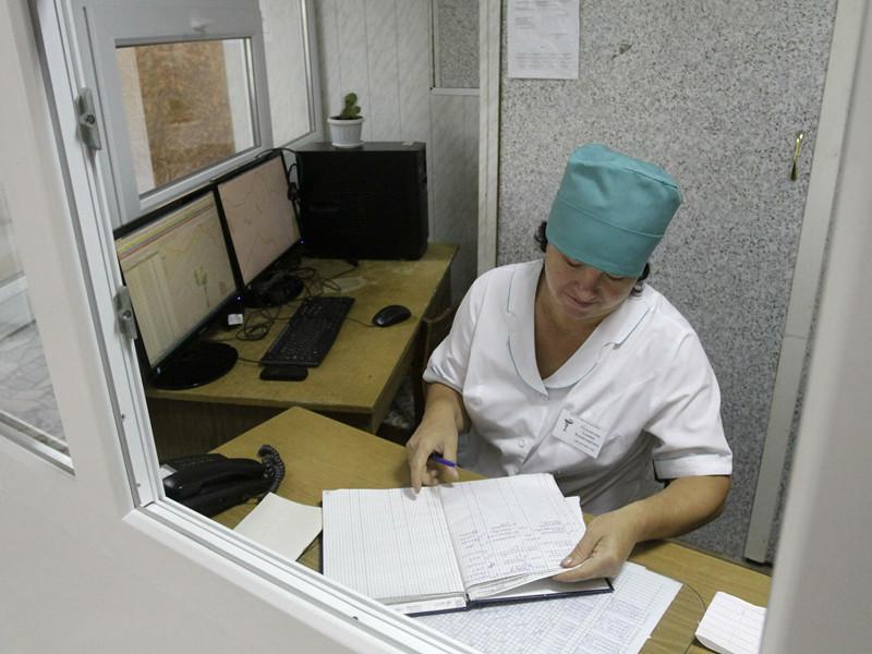 За неполную неделю в школе N2 в городе Полярном Мурманской области за медицинской помощью обратились не менее 40 учеников с симптомами отравления
