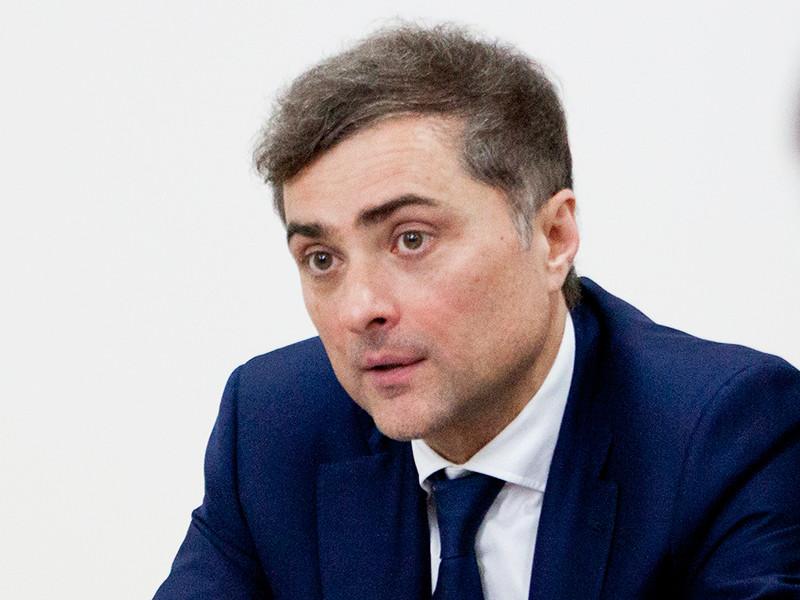 """Сурков назвал """"реализуемым"""" план США по развертыванию миссии ООН в Донбассе"""