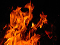 При пожаре на учениях в Алтайском крае погиб солдат-срочник