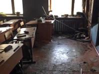 В пережившей нападение школе Улан-Удэ возобновились занятия. Учеников на входе встретила военная полиция