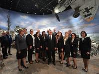 Путин посетил в Ленобласти музей-панораму в честь 75-летия прорыва блокады Ленинграда