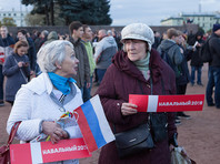 """Также Навальный пообещал устроить """"всероссийскую забастовку избирателей"""", которая запланирована на 28 января"""