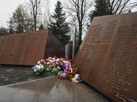 В Ленобласти мемориал жертвам авиакатастрофы над Синаем оборудовали камерами наблюдения после кражи елей