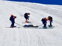 C Эльбруса спустили разбившего голову альпиниста из Краснодара