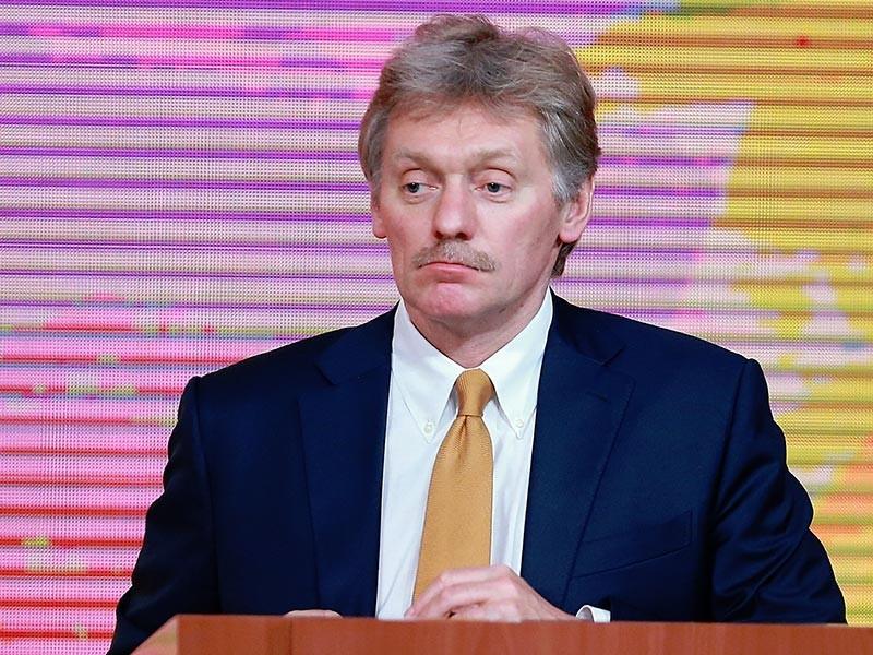 """Дмитрий Песков напомнил, что Путин неоднократно подчеркивал """"заинтересованность России в выводе наших отношений [с Украиной] из того пике, в которое они вошли и из того враждебного и плачевного состояния, в котором они находятся"""""""