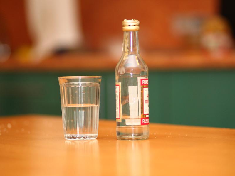 В Омске нашли пьяную пятилетнюю девочку, которая глотнула из отцовской бутылки и пошла гулять