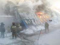 По предварительным данным, все погибшие были работниками склада