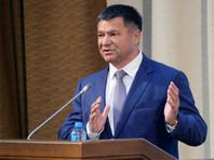 Врио губернатора Приморья Андрей Тарасенко