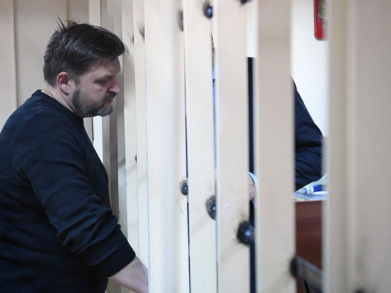 Государственный обвинитель Марина Дятлова запросила у суда 10 лет колонии строгого режима и штраф в 100 млн рублей бывшему руководителю Кировской области Никите Белых