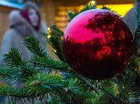Расхитители новогодних украшений с елок вернули мэрии Соснового Бора два шара из 121