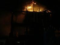 В Пермском крае в результате крупного пожара погибли пять человек, в том числе трое детей