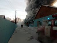 Среди погибших при пожаре на обувной фабрике под Искитимом опознали россиянина