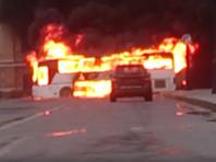 Школьникам, чьи деньги сгорели в автобусе в Петербурге, обещают возместить ущерб