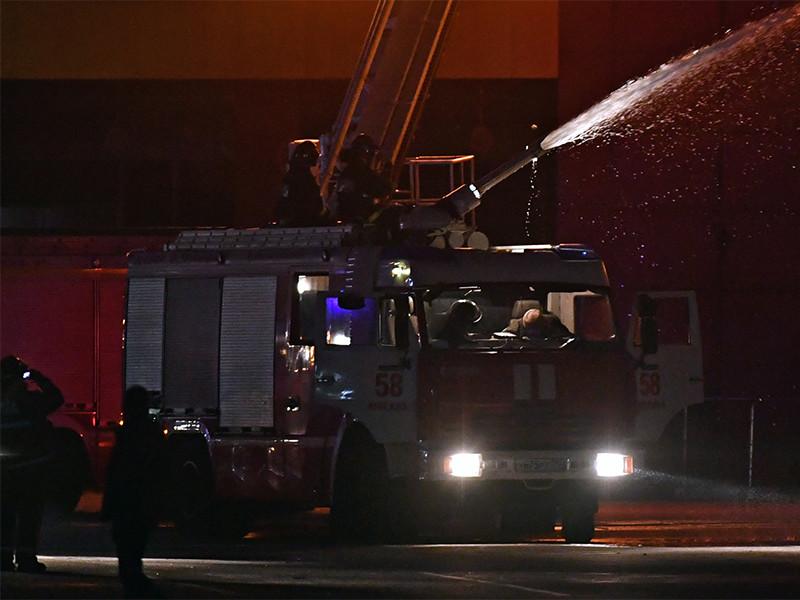 СМИ сообщили о погибших при пожаре в жилом доме на северо-востоке Москвы